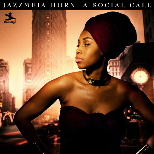 Acclaimed Singer Jazzmeia Horn Receives Grammy Nomination