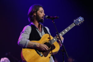 Ryan Bingham performs during The Musical Mojo of Dr. John: A Celebration of Mac & His Music at the Saenger Theatre on May 3, 2014 in New Orleans, Louisiana.