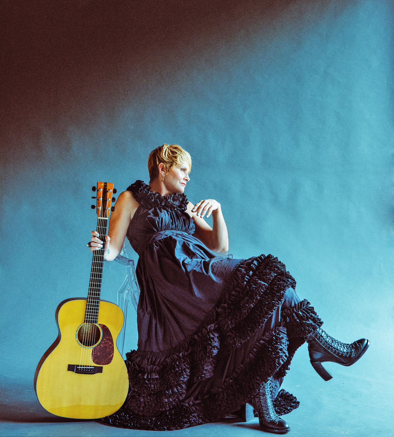 Shawn Colvin Uncovered