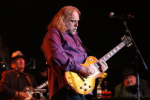 NEW ORLEANS, LA - MAY 03:  Warren Haynes performs during The Musical Mojo of Dr. John: A Celebration of Mac & His Music at the Saenger Theatre on May 3, 2014 in New Orleans, Louisiana.  (Photo by Skip Bolen/Getty Images for Blackbird Productions) *** Local Caption *** Warren Haynes