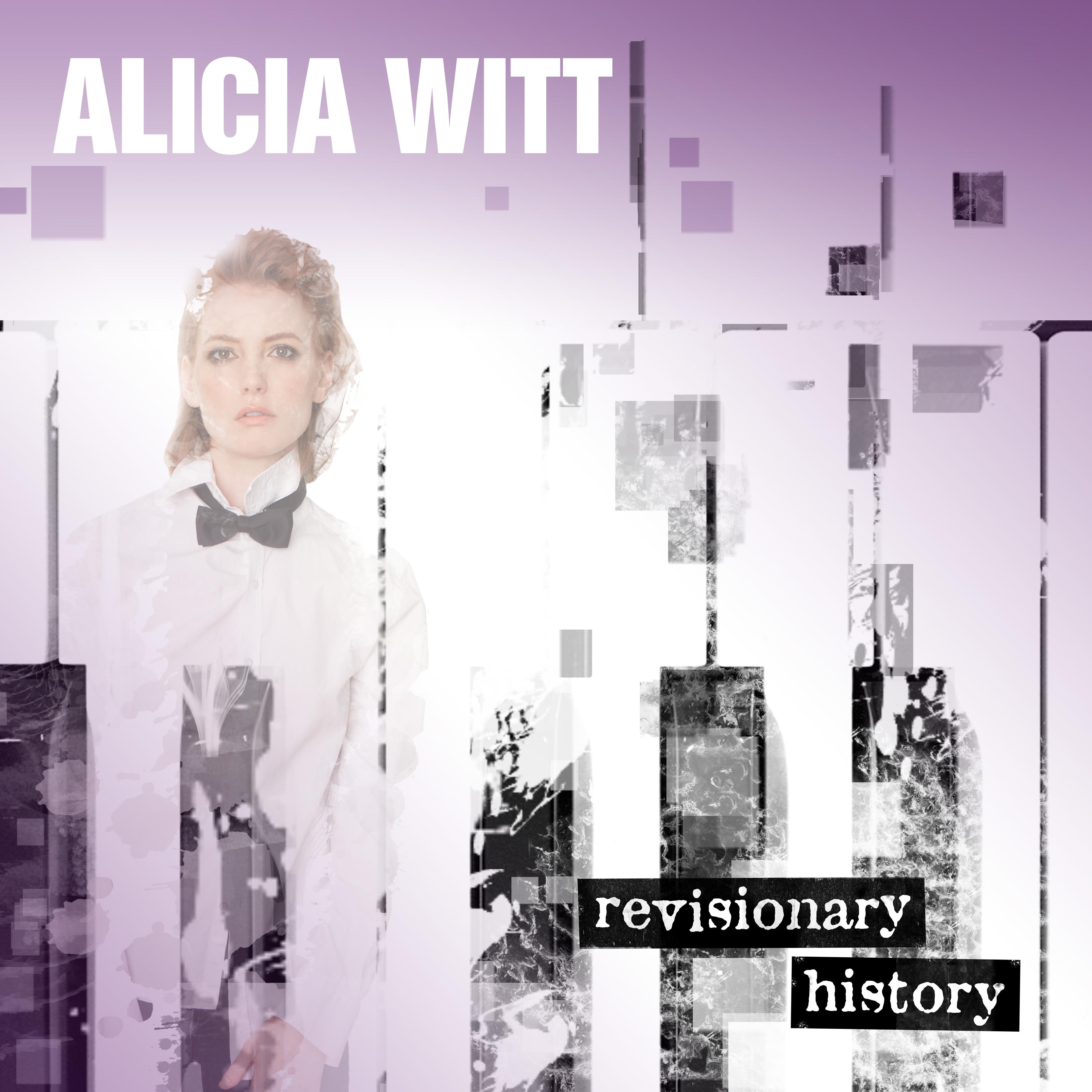 Alicia Witt - Revisionary Hero album art