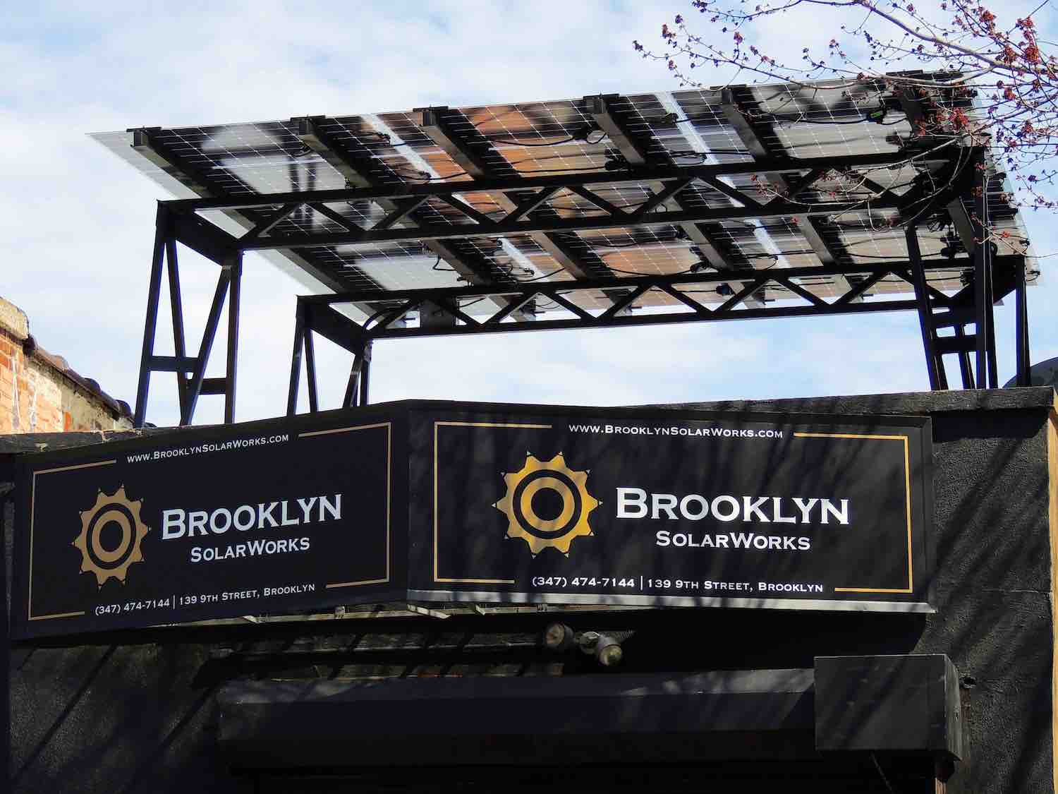 Brooklyn Solar Works