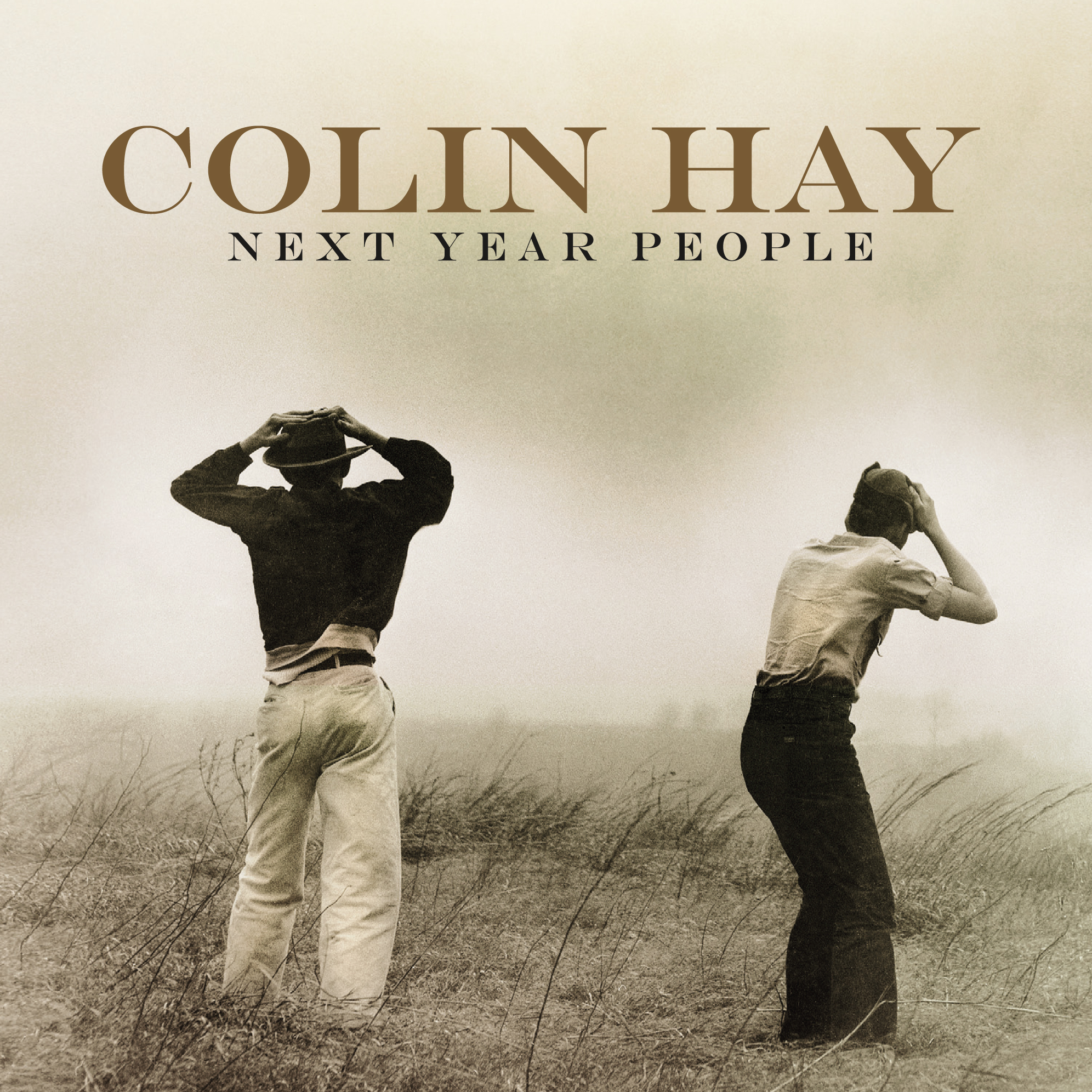 Colin Hay - Next Year People, Album Art