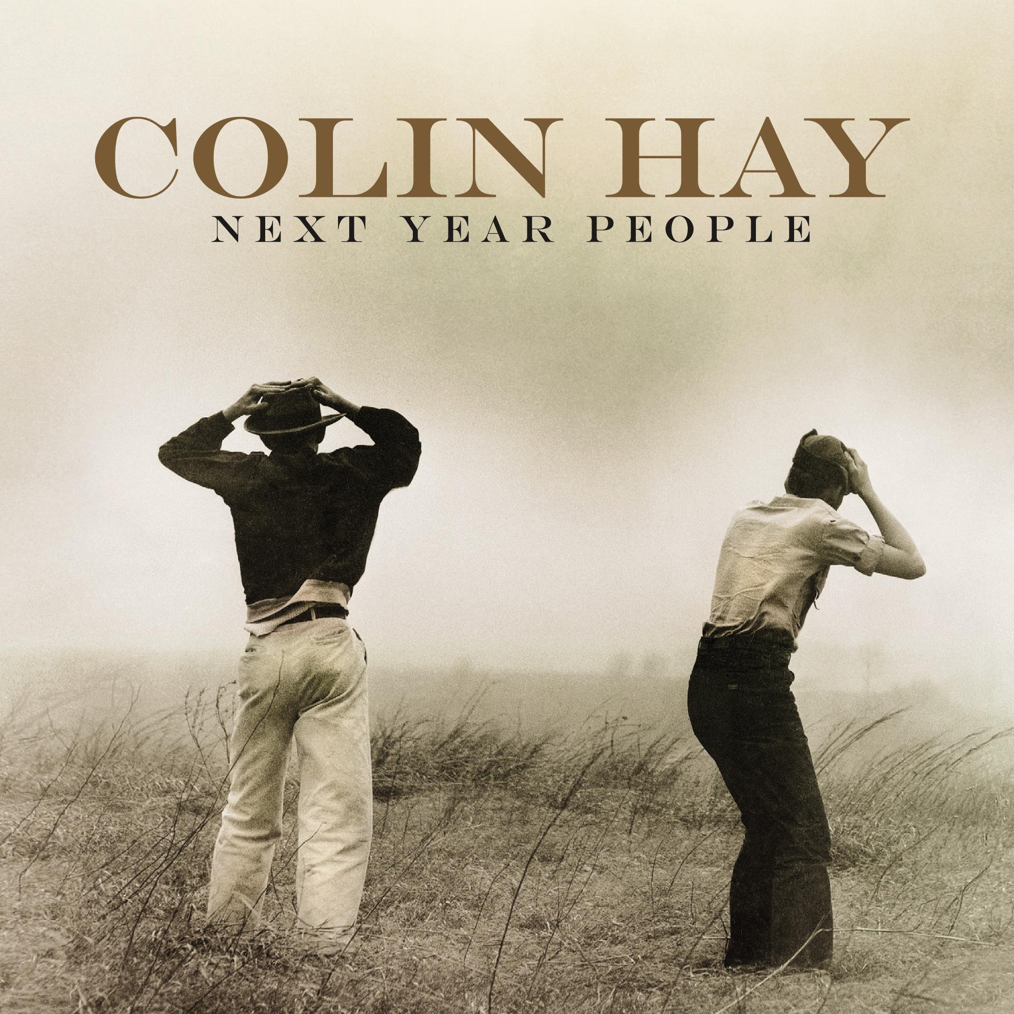 Colin Hay - Next Year People, Album Art