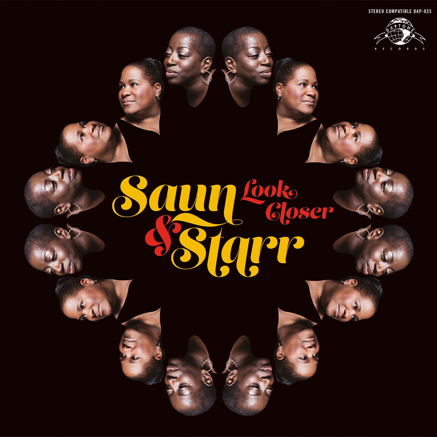 Saun and Star - Look Closer album art