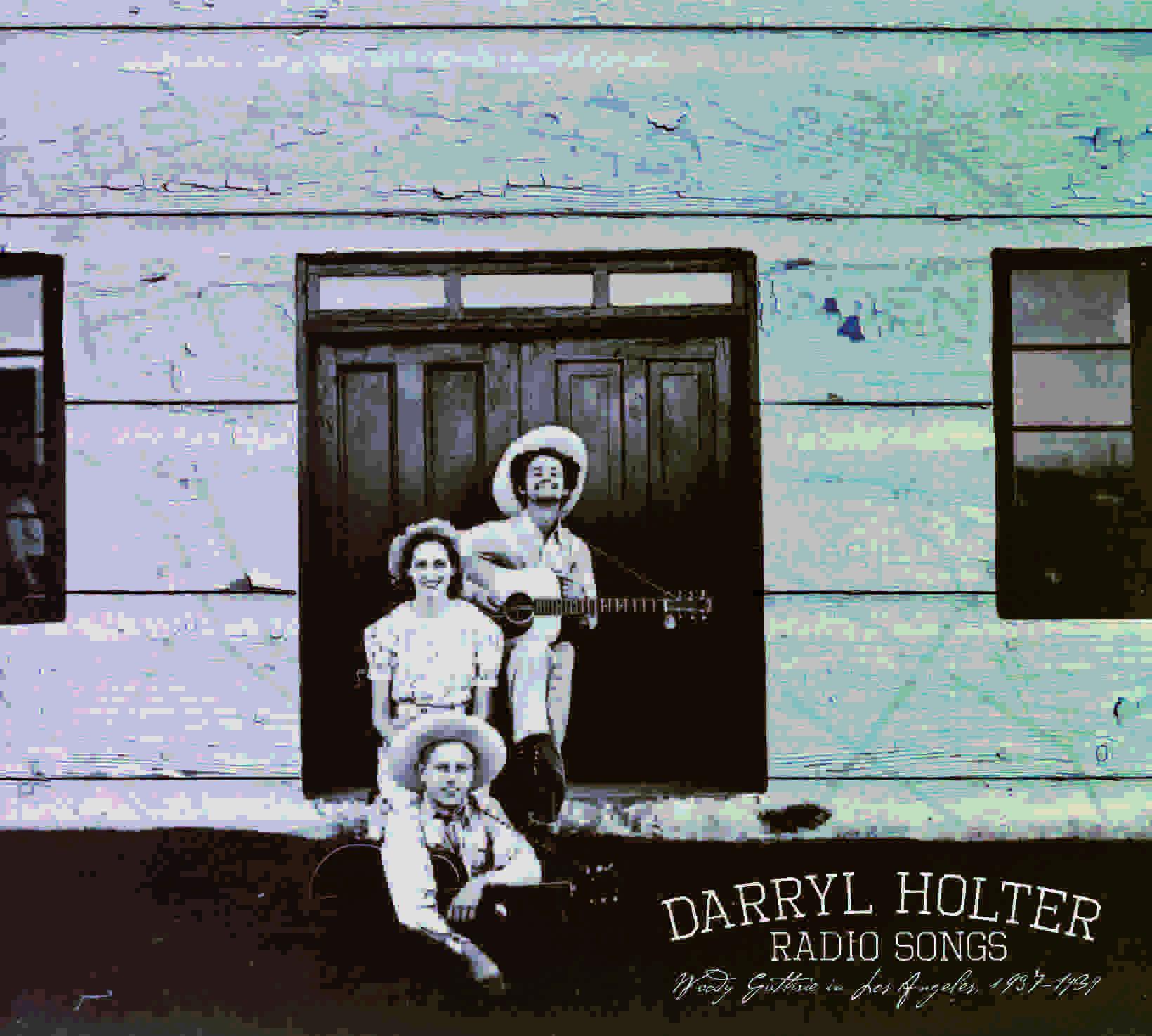 Darryl Holter album art