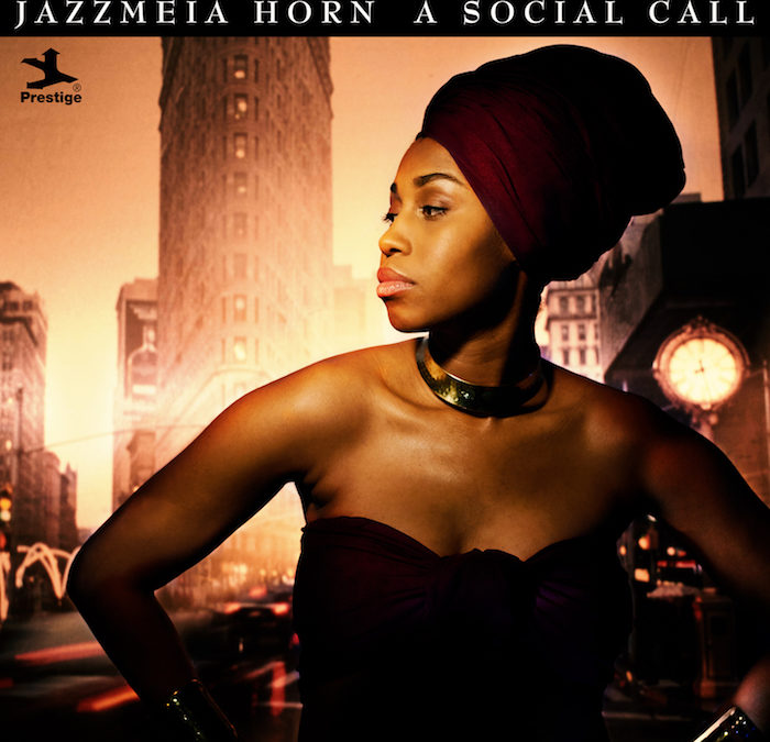 Raves For Rising Star Jazzmeia Horn