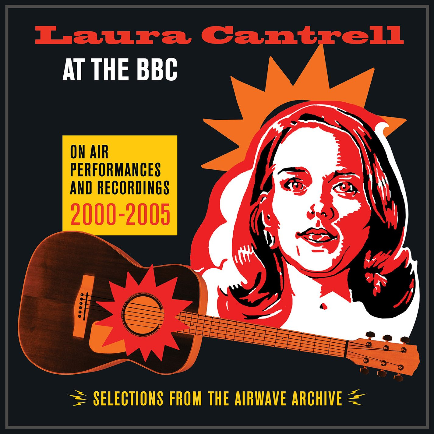 Laura Cantrell - At the BBC album art