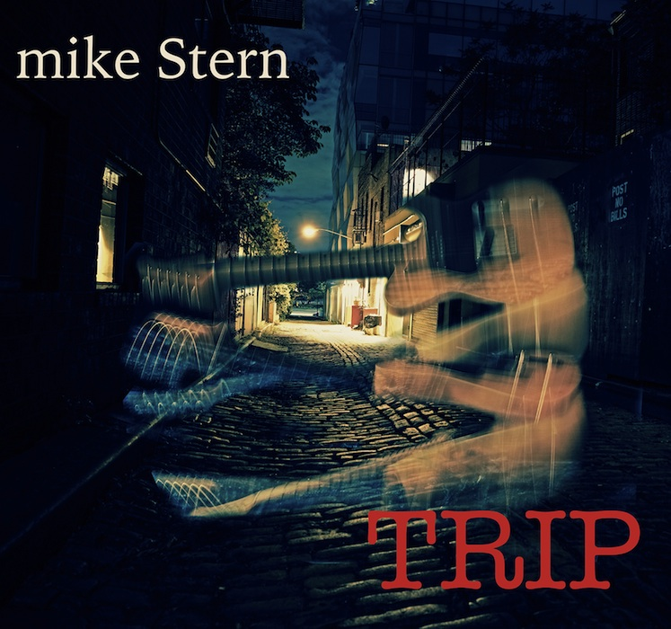Mike Stern - Trip album art