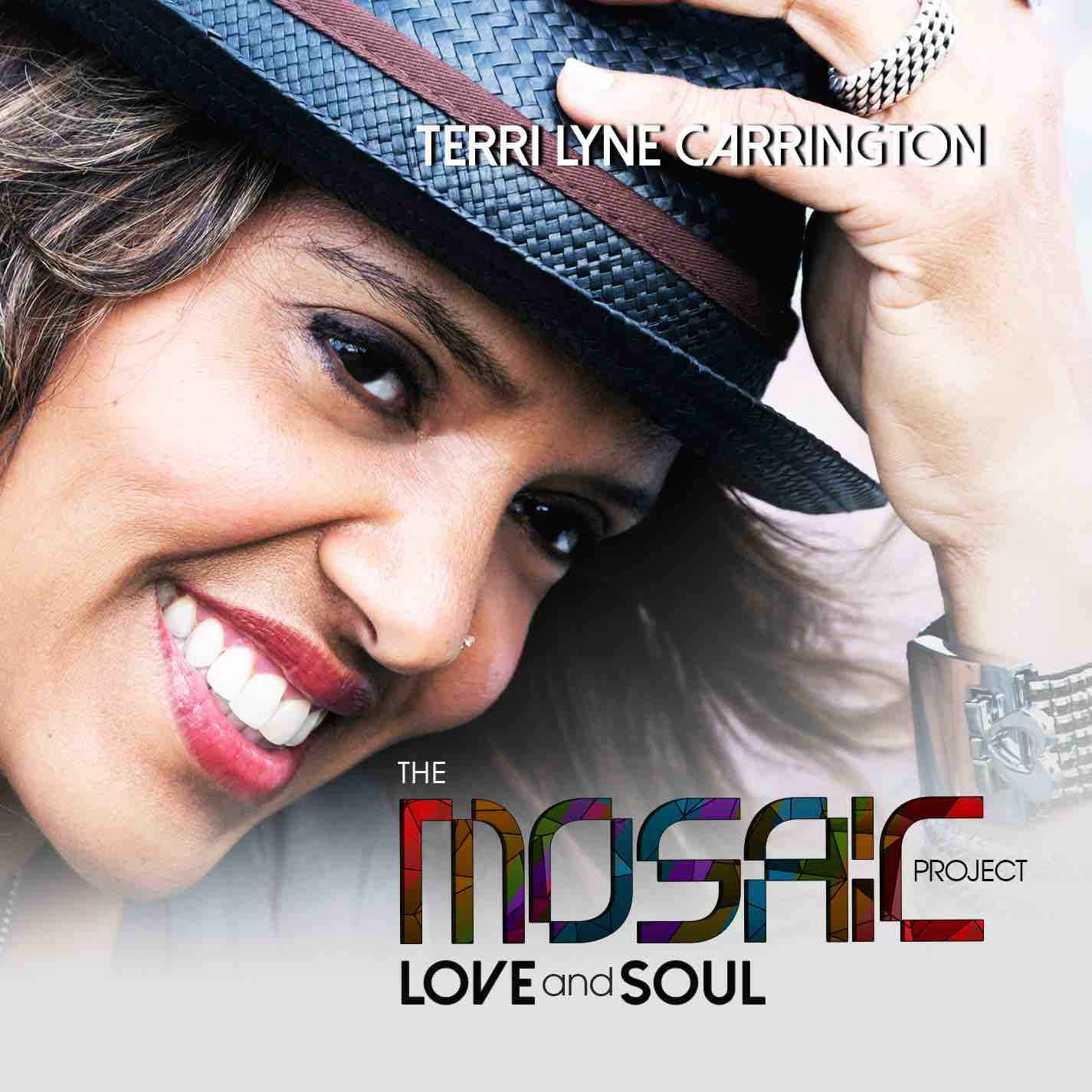 Terri Lyne Carrington The Mosaic Project album art