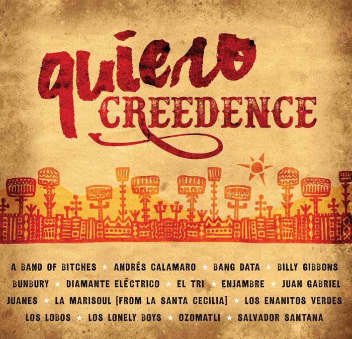 Quiero Creedence – A Latin Tribute to Creedence Clearwater Revival – Full Album Stream Premieres with NPR First Listen