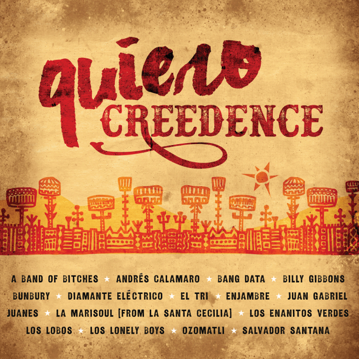 Quiero Creedence album art