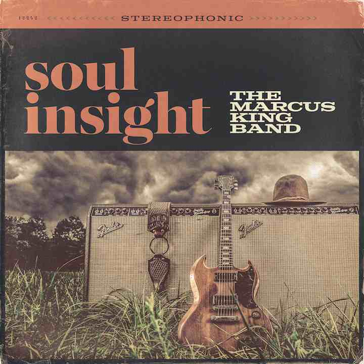 Marcus King Band - Soul Insight album art