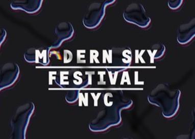 Modern Sky Festival, 2016
