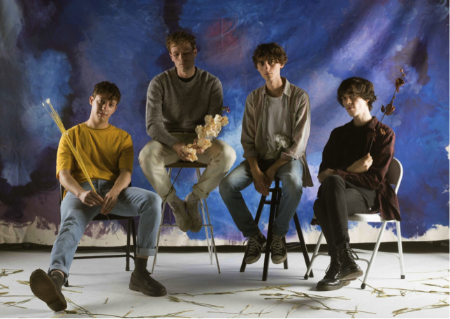 "UK INDIE FAVES GENGAHR UNVEIL STUNNING NEW VIDEO FOR ""BEFORE SUNRISE."""