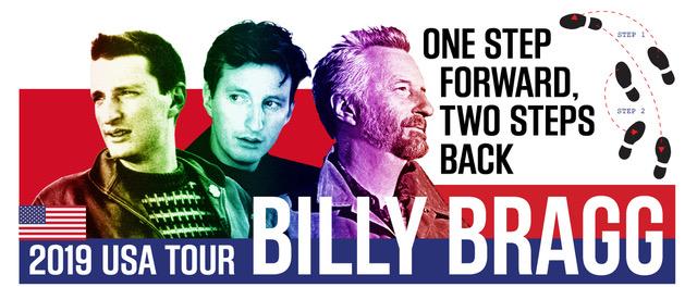 Billy Bragg Tour