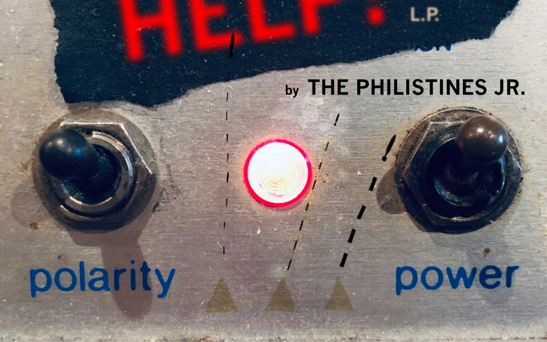 The Philistines Jr. Return With Eclectic And Impressive New Album Help!, Out November 8