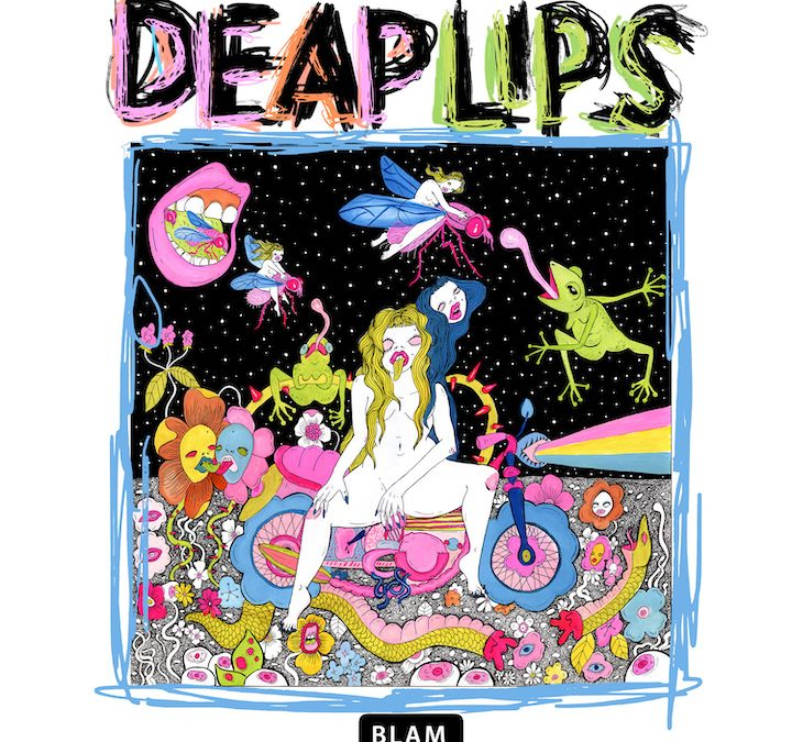 Deap Vally + The Flaming Lips = DEAP LIPS