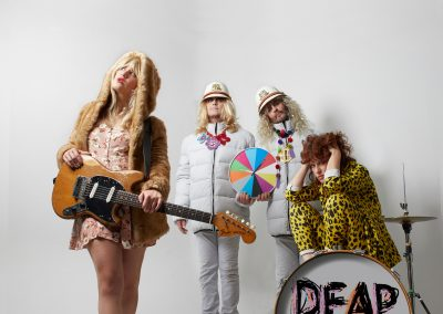The Flaming Lips + Deap Vally = Deap Lips
