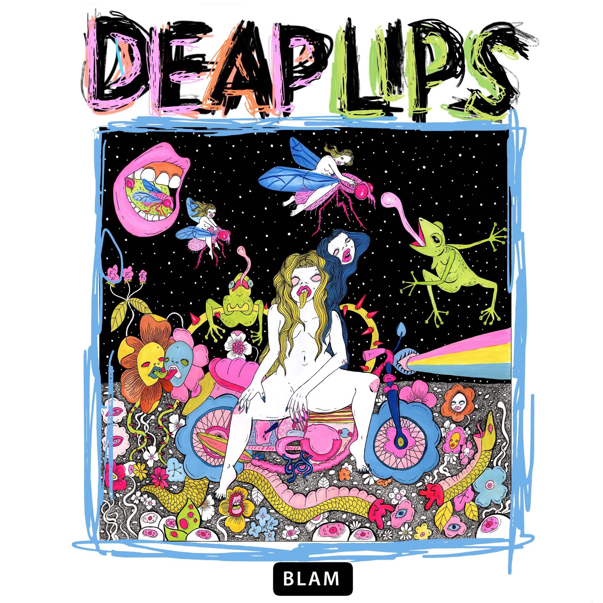 Deap Lips Album Cover