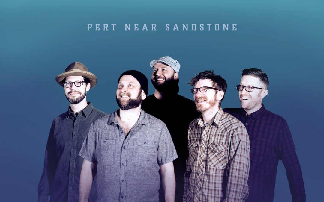 Pert Near Sandstone Announce the Road to Blue Ox Music Festival Tour