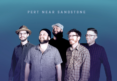 Pert Near Sandstone's New Album Rising Tide Out Friday June 12