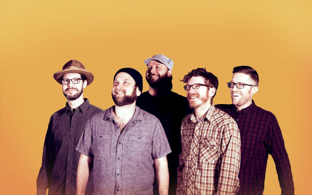 Pert Near Sandstone Announce the Rising Tide Release Tour