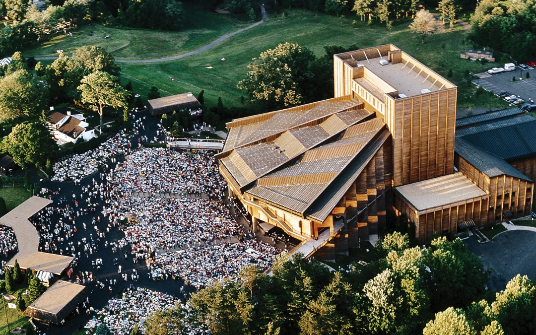 New Shows Announced for Wolf Trap Foundation for the Performing Arts' 50th Anniversary Season