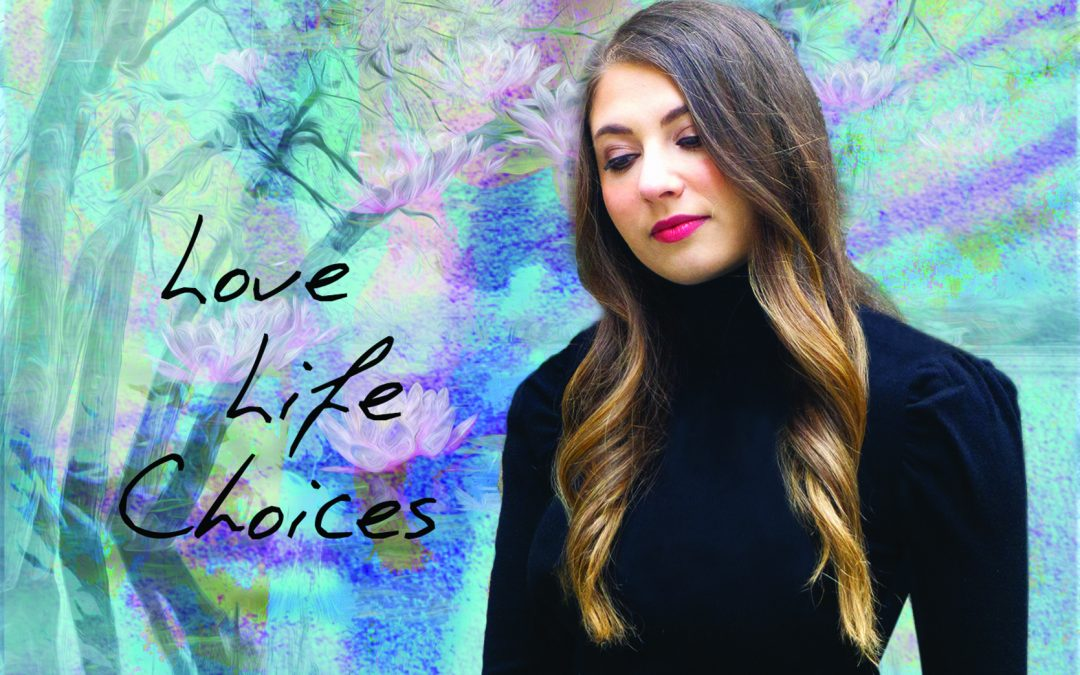 Rebecca Angel Releases New Video from Celebrated Debut Album Love Life Choices
