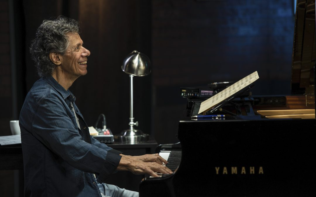 Chick Corea Posthumously Releases A Live Album by His Beloved Akoustic Band