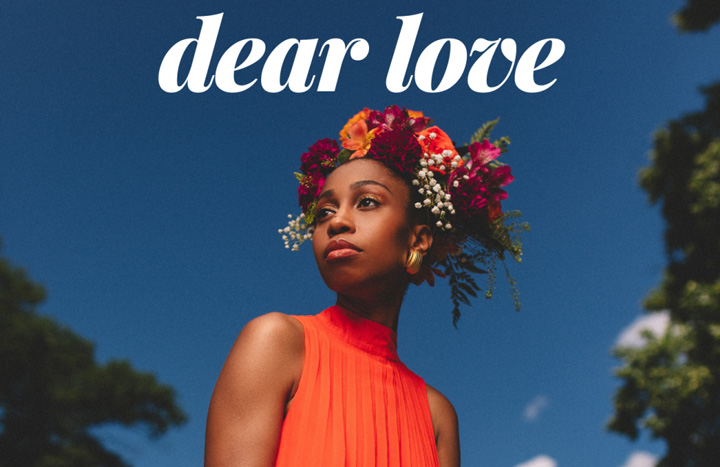 Jazzmeia Horn and Her Noble Force New Album Dear Love Out Today